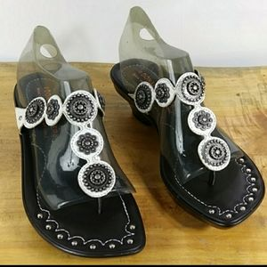 Donald J. Pliner new sandals